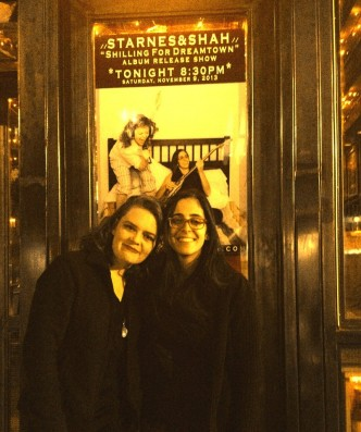 "Starnes&Shah ""Shilling For Dreamtown"" Album Release"