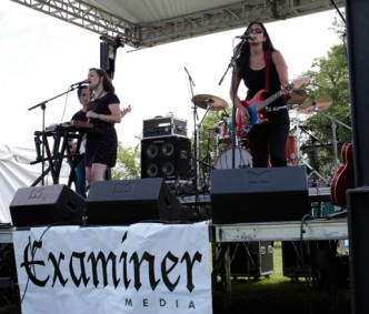 Pleasantville Music Festival, 7/14/12